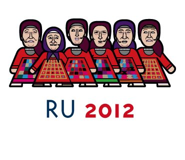The Russian grannies get Icon-ified