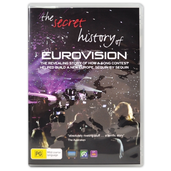 The Secret History of Eurovision DVD