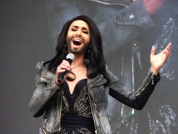 Monday-Conchita