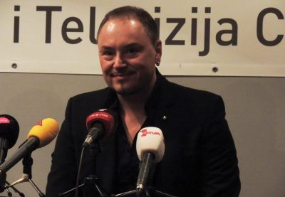 Knez will represent Montenegro in ESC next May